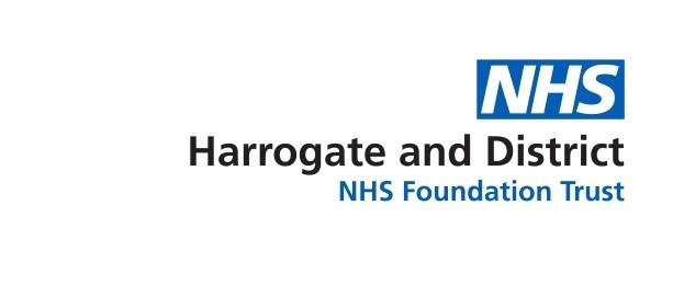 Harrogate and District Foundation Trust Logo